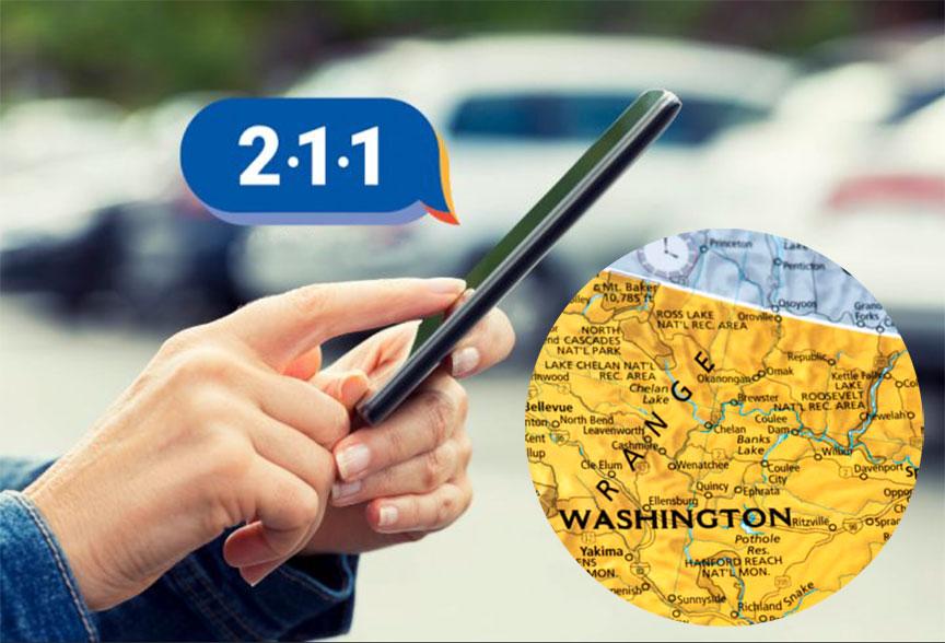 Vital 2-1-1 connectivity in NE Washington State